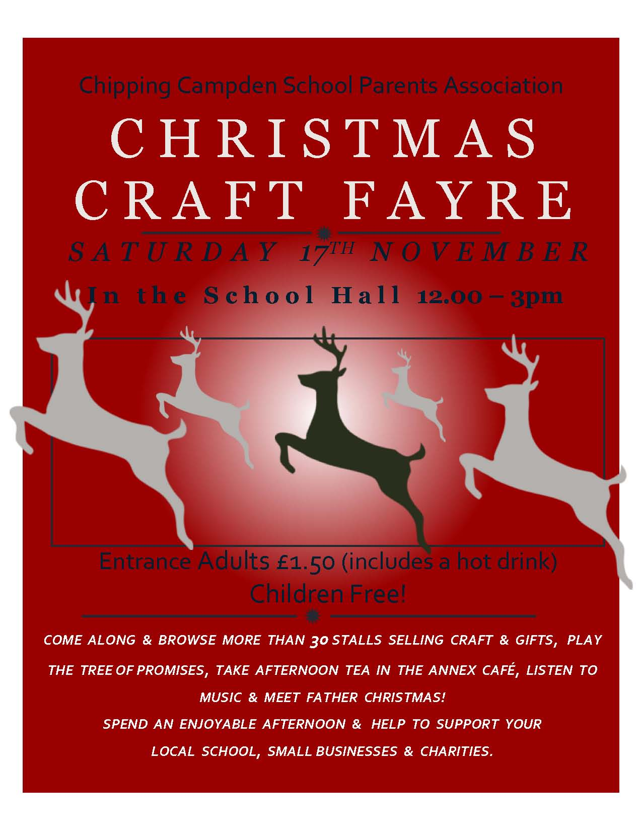 Christmas Craft Fare 2018
