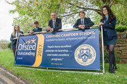 Ofsted report is Outstanding!