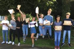 Increased success in the new GCSEs