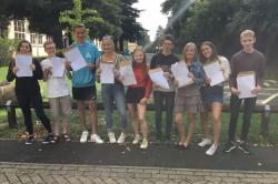 Chipping Campden School celebrates success in the new GCSEs