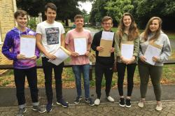 Celebrating A-Level Achievement at Chipping Campden School